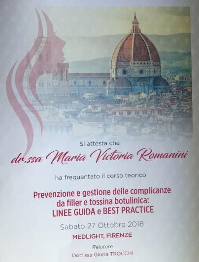 Maria Victoria Romanini - Galleria Fotografica