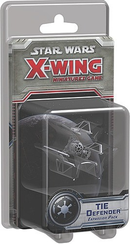 Star wars x wing tie defender