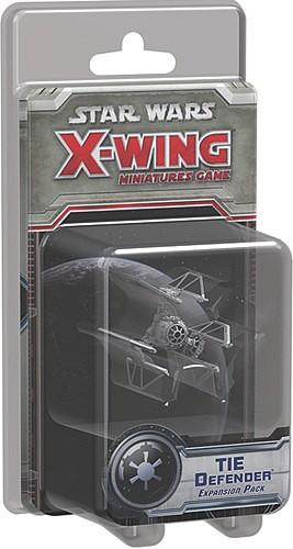 Star wars x wing tie defender