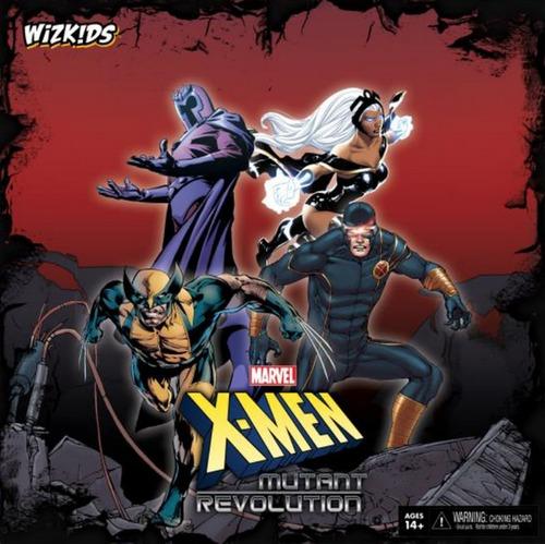 X men mutant revolution