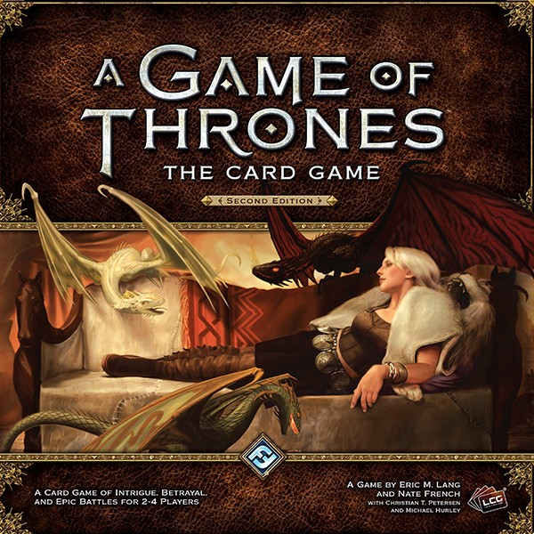 A games of thrones lcg 2nd edition core set