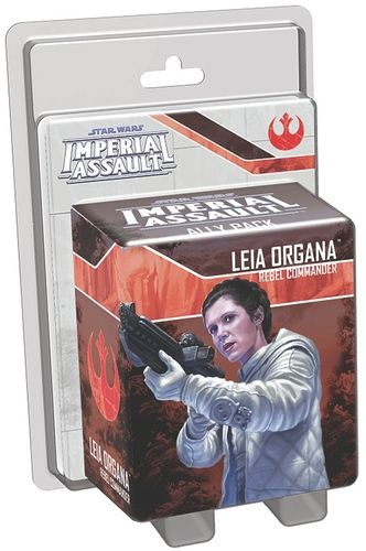Leia organa ally pack star wars imperial assault