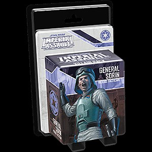 General sorin villain pack star wara imperial as
