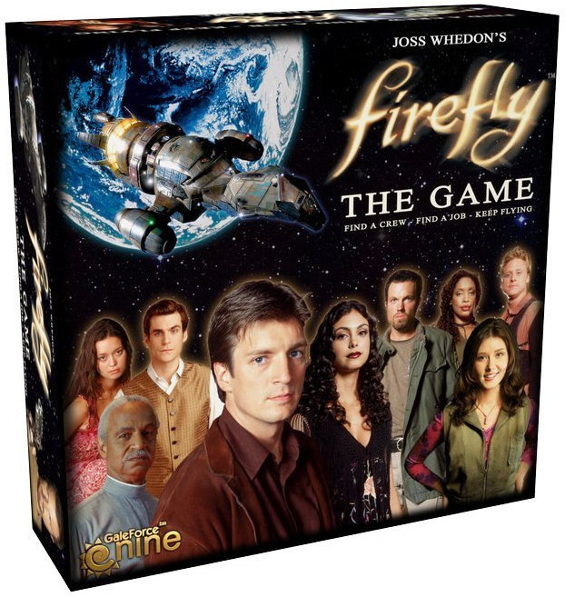 Firefly board game rules rulebook instructions