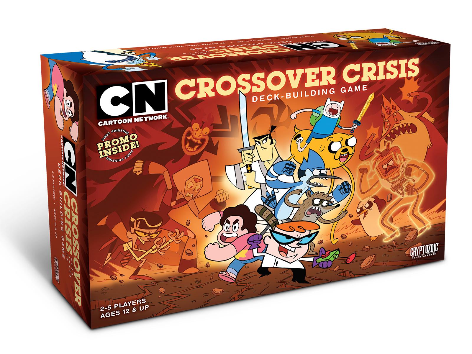 Cartoon crossover