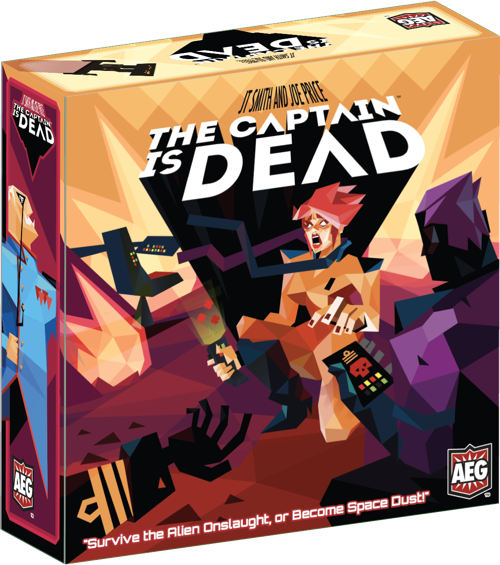 The captain is dead 3d box v2 small