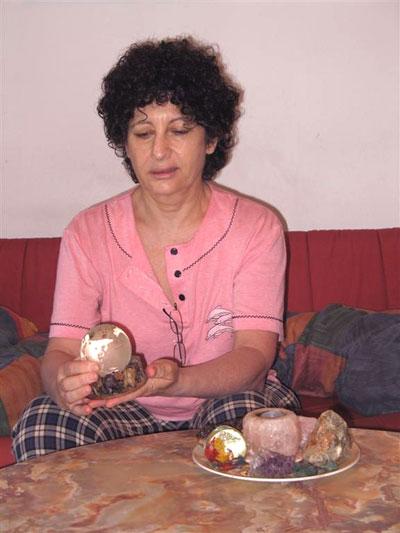 סילביה - מיסטיקנית מומלצת