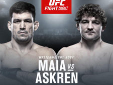 Fight Night 162 Maia Askren