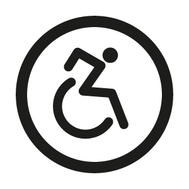 Wheelchair Accessible event