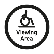 Viewing area