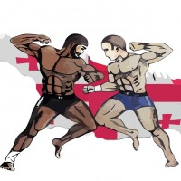 National federation: National Federation of Mixed Martial Arts of Georgia