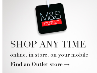 Shop any time online. in store. on your mobile