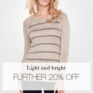 light and bright - further 20% off