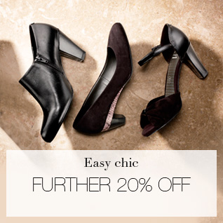 easy chic - further 20% off