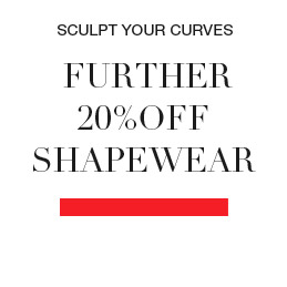 A further 20% off shapewear