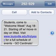 Louisville Text