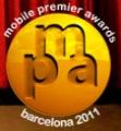 Mobile premier award