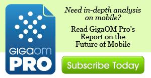 GigaOM PRO report download