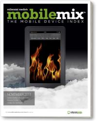 Mobile Mix report
