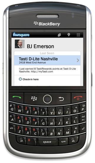 tasti d-lite mobile loyalty