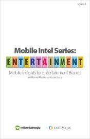 Mobile Entertainment Mobile Intel report