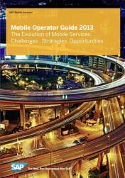 SAP Mobile operator Guide_Cover
