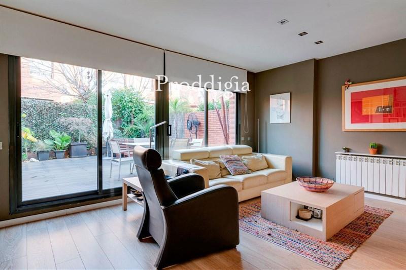 Elegante casa adosada en Mirasol con acabados de alta calidad