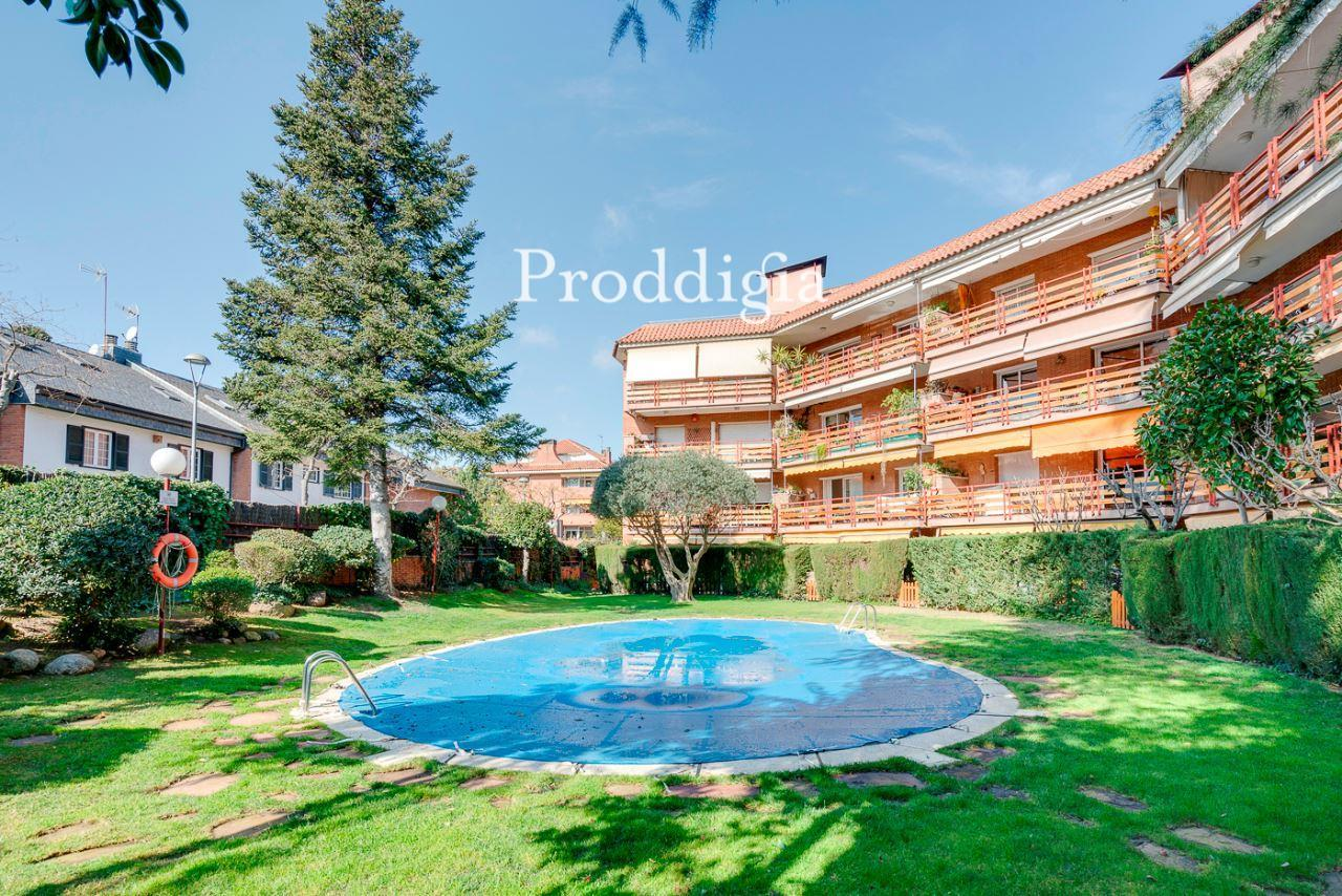 Exclusiva Planta baja de 130m² en la mejor zona de Sant Cugat