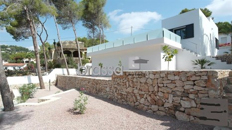 Chalet Independiente en venta  en Benissa, Alicante . Ref: 1609. Brassa Real Estate, S.L.