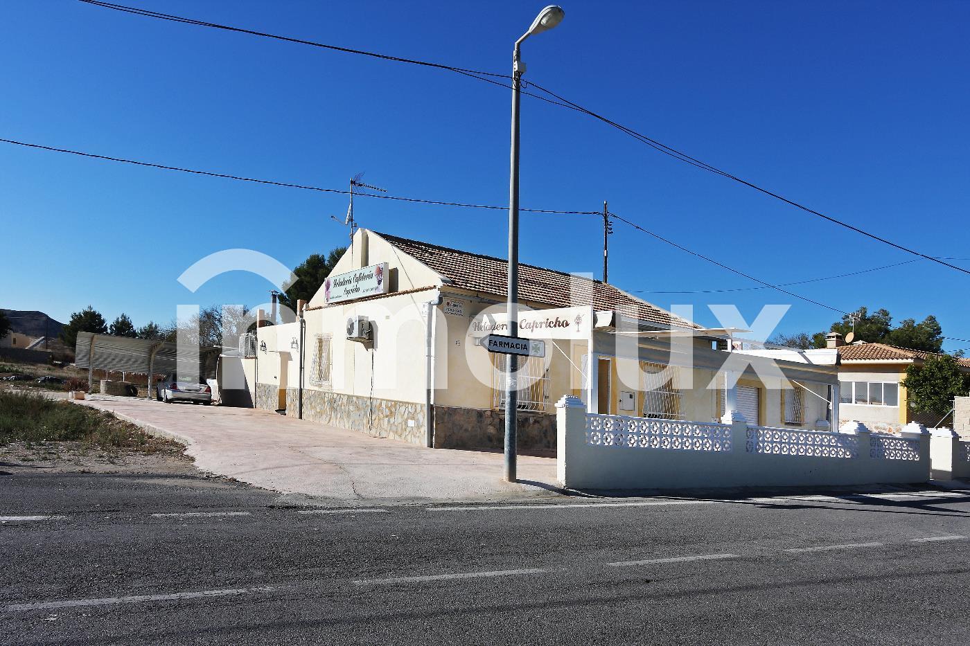 Chalet  en Sant Vicent del Raspeig Norte -  - >  €