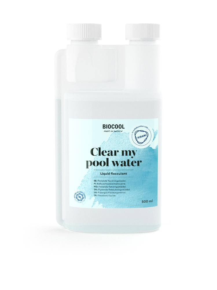 Biocool Clear my pool water