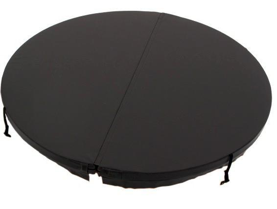 Round Insulated cover for hot tubs