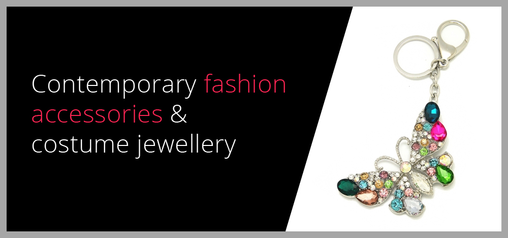 Contemporary Fashion Accessories & Costume Jewellery