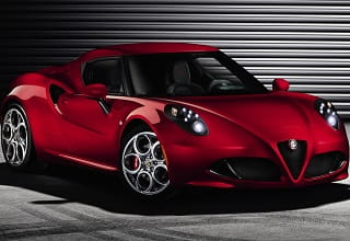 Alfa Romeo 4C 1.75 TBi 243 PS | ECU Remap | Chiptuning