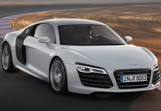 R8 Coupe 2007-2014