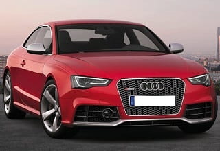Audi RS5 4.2 V8 FSI 443 bhp | ECU Remap | Chiptuning