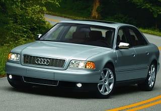 S8 (D2) 1994-2002
