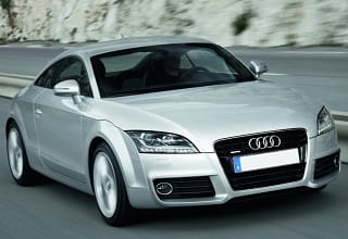 Audi TT 2.0 TDI CR 170 bhp | ECU Remap | Chiptuning