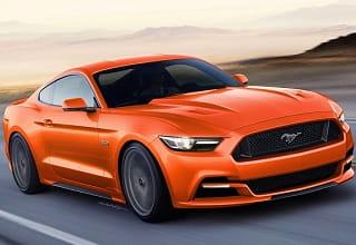 Mustang 2015>