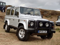 Land Rover Defender 2.5 TD5 122 bhp | ECU Remap | Chiptuning