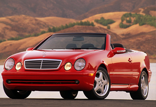 CLK (C208) 1997-2002