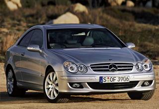 CLK (C209) 2002-2009
