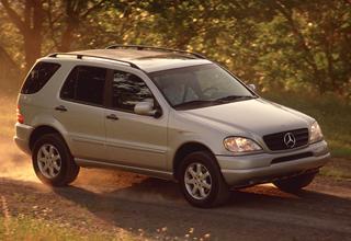 ML (W163) 1998-2004