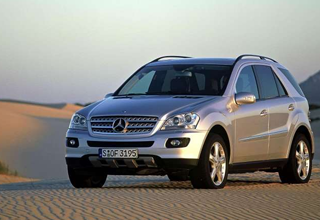 Mercedes Benz ML 320 CDI 220 bhp | ECU Remap | Chiptuning