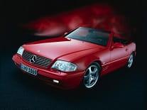 SL (R129) 1998-2002