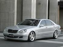 S Class (W220) 1999-2005