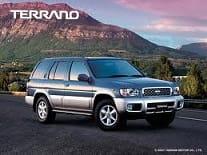 Terrano (R20) 1993-1999