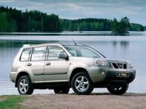 X Trail 2001-2007