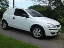 Corsa Van 2000-2006