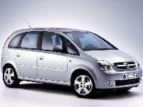 Meriva (A) 2003-2010